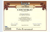 QMS Internal Auditor in 9001:2000 and HACCP standards Certificate